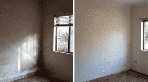 Interior House Painting Parramatta - Before and After