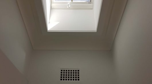 After - Ceiling Painting North Epping