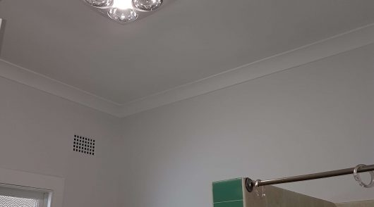 After - Bathroom Painting North Epping
