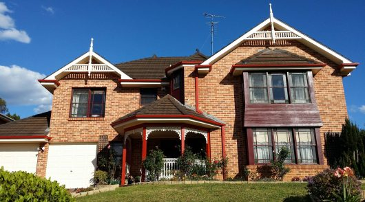 After - Exterior Painting Castle Hill