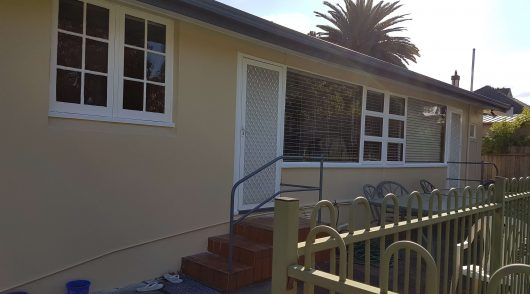 After - Exterior Painting Burwood