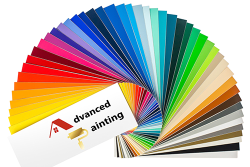 Advanced Painting provide help you choose your colour scheme for painting and decorating, servicing all the Hills District.